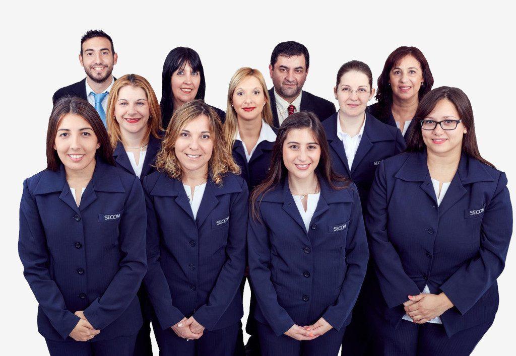 Nuestro equipo SECOM
