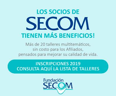 Talleres Fundación SECOM 2019