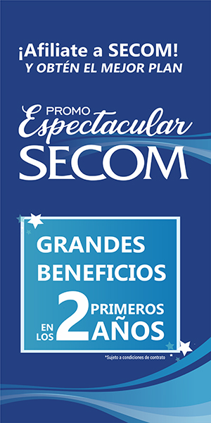 La Promo Espectacular de SECOM